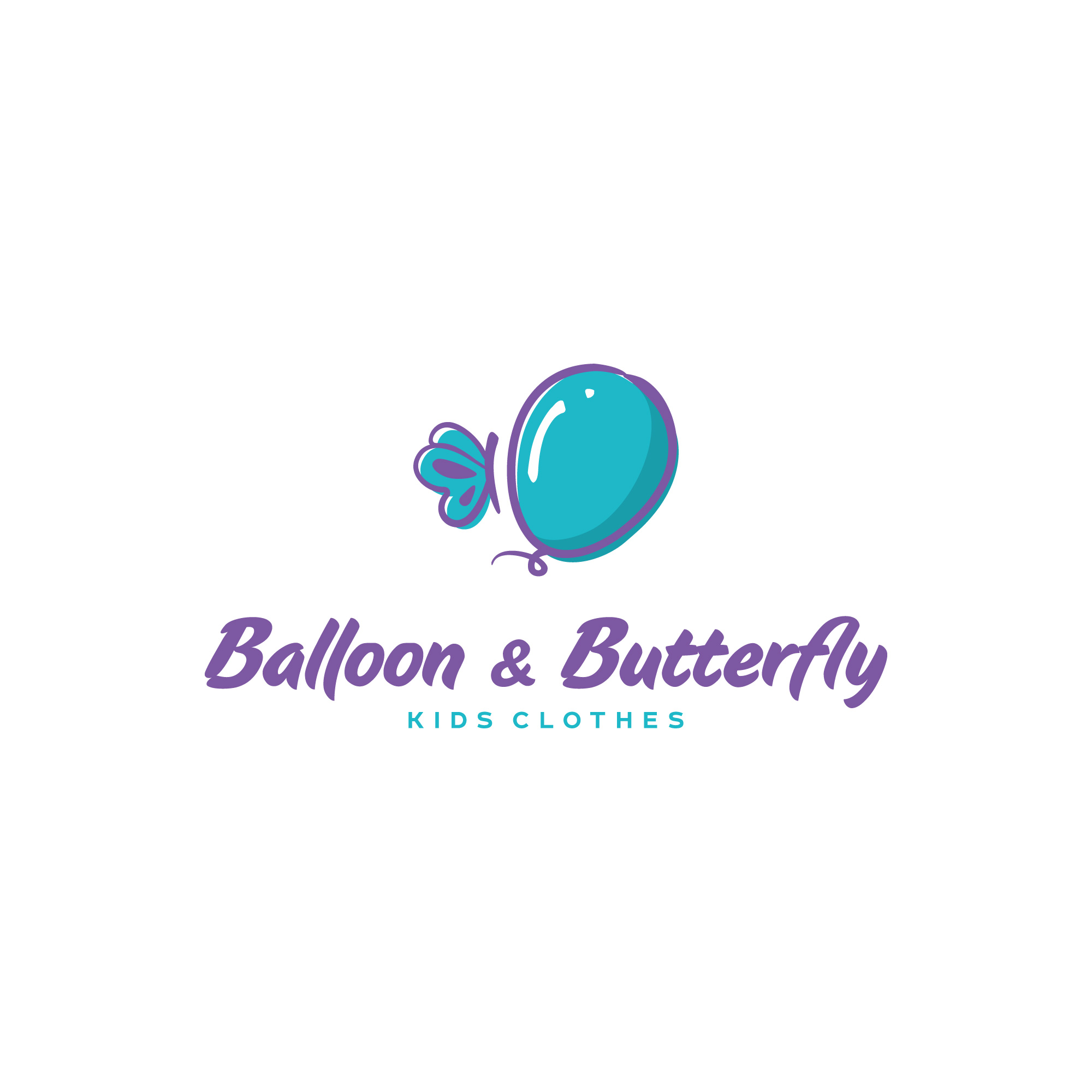 Balloon & Butterfly