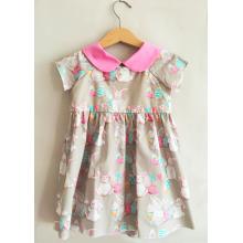 Платье с зайками
