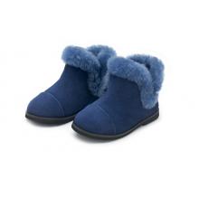Ботинки ASHLEY синие