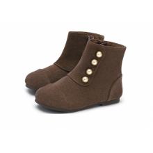 Ботинки NATALIE коричневые
