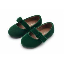 Туфли MIA изумрудные