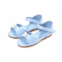 Туфли Mila голубые