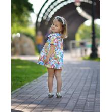Платье Домики