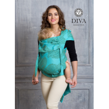 МАЙ-СЛИНГ ОТ 6 МЕС. DIVA ESSENZA MENTA TODDLER