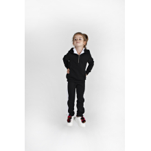 Детский костюм с лампасами и полосой на спине